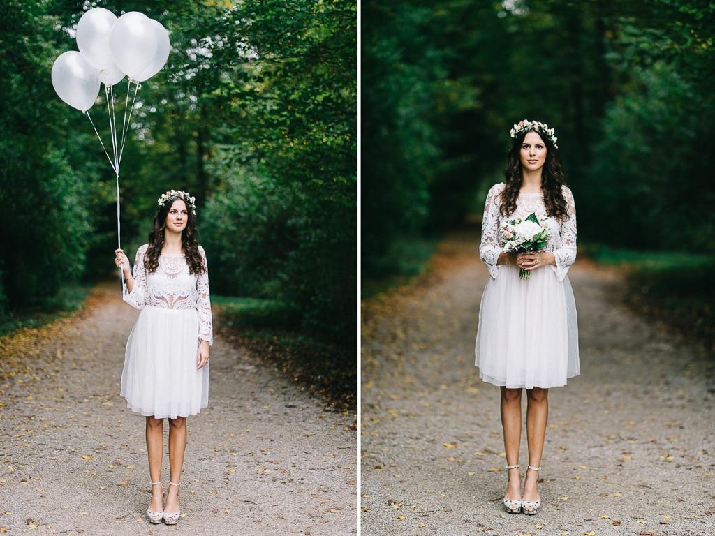 Hochzeitsfotograf aus München Kamer Aktas   Shooting Elfenkleid 01