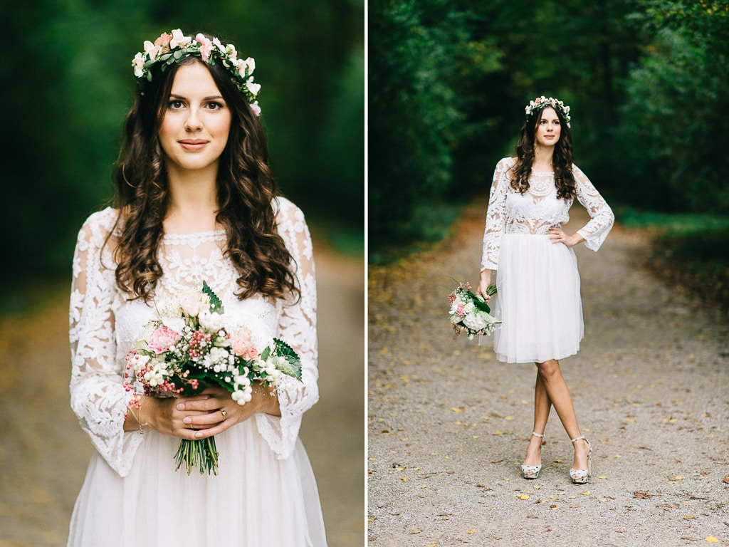 Hochzeitsfotograf aus München Kamer Aktas   Shooting Elfenkleid 04