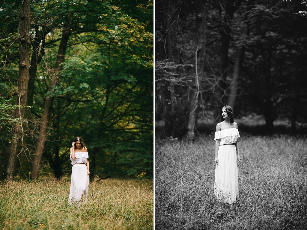 Hochzeitsfotograf aus München Kamer Aktas   Shooting Elfenkleid 10