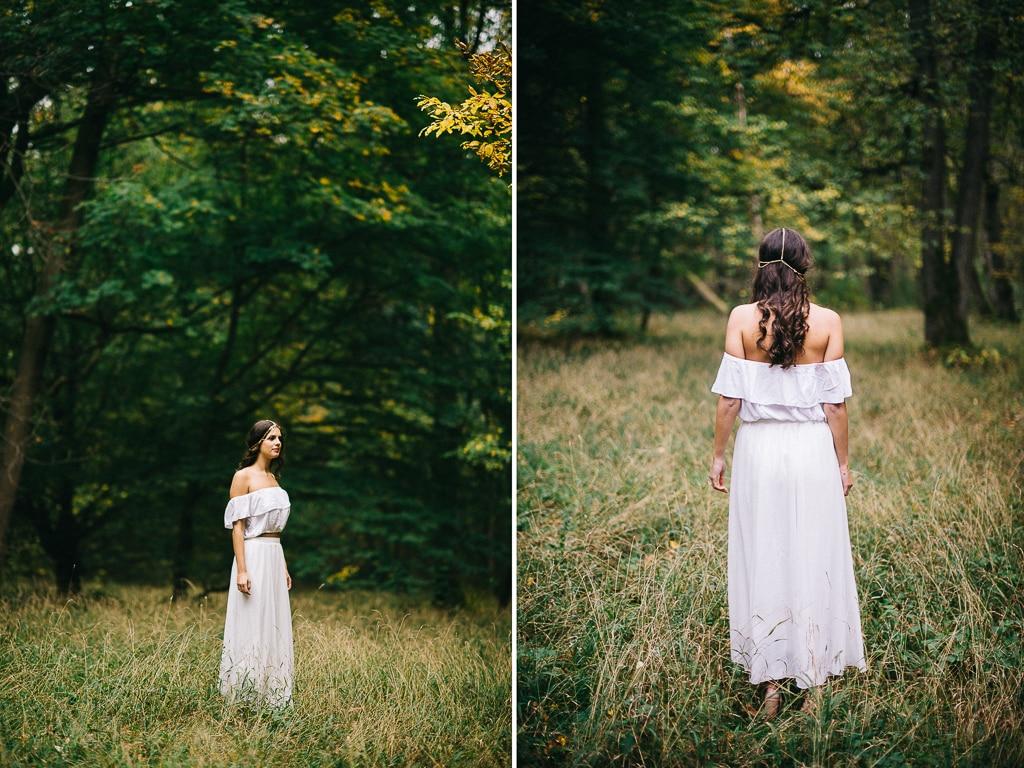 Hochzeitsfotograf aus München Kamer Aktas | Shooting Elfenkleid 13