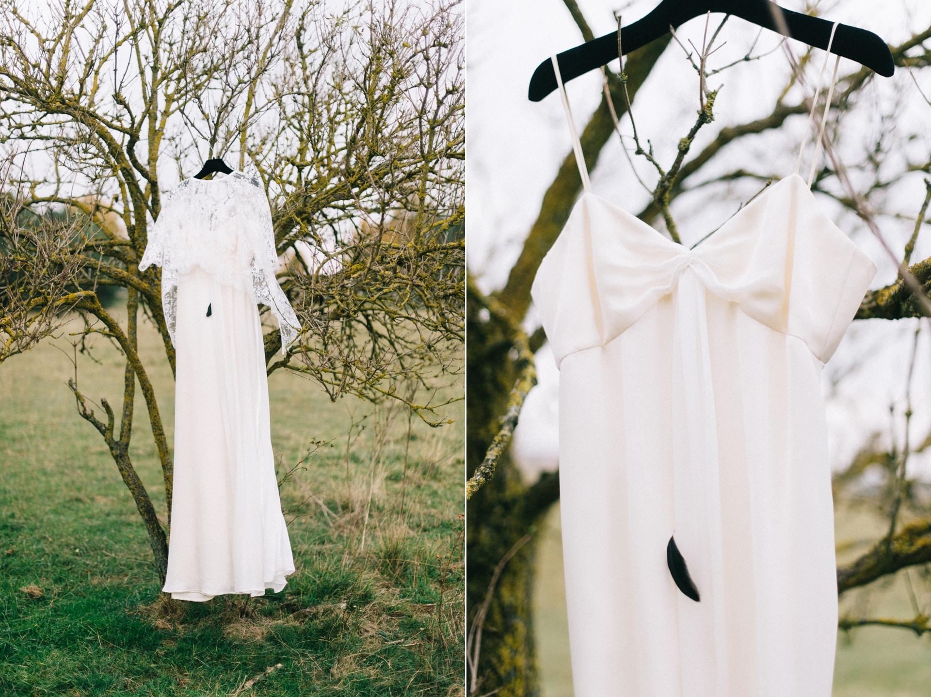 Brautkleid von Elfenkleid.