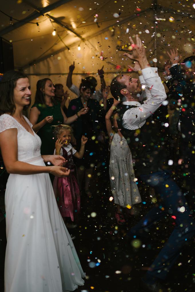 Die perfekte Partystimmung auf der Hochzeit - Darauf solltet ihr achten
